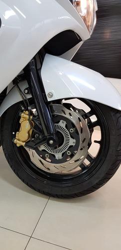 dafra maxsym 400i scooter