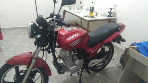 dafra speed modelo 2012