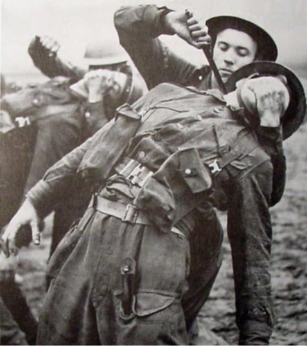 daga comandos británicos 2da. guerra mundial
