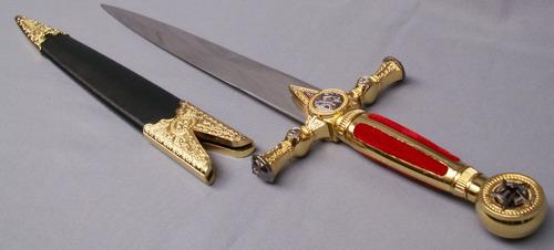 daga masonica espadas y sable