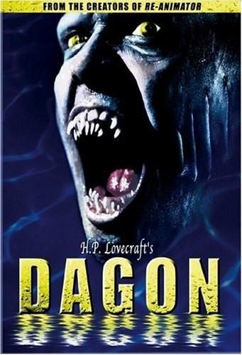dagon:la secta del mar dvd  francisco rabal