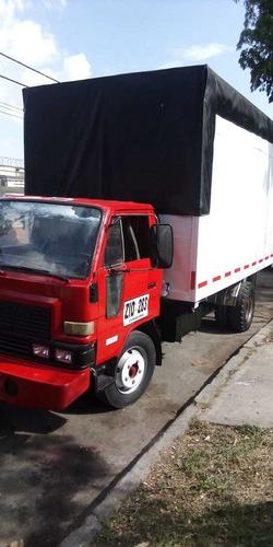 dahiatsu delta motor dissel 3660 roja furgonada