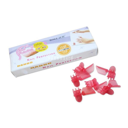 dahoo - nail protection - protetores de unha