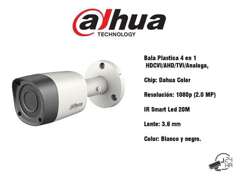 dahua cctv cámara de seguridad  vigilancia bala ahd 1080p