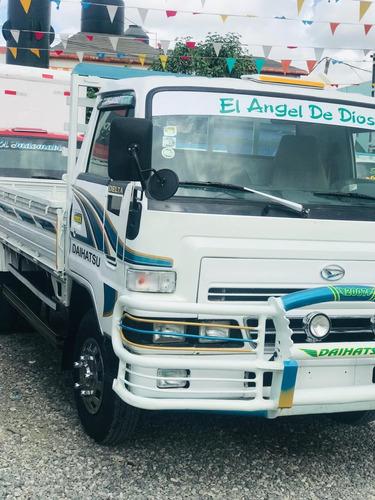 daihatsu 2007 diecel