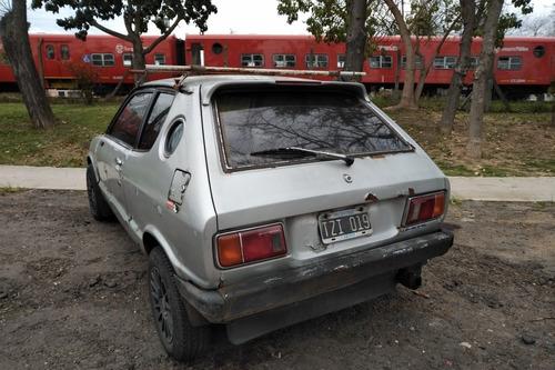 daihatsu charade coupé 3 puertas