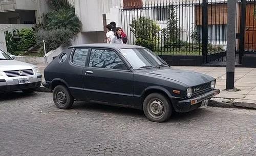 daihatsu charade coupe g10 1980