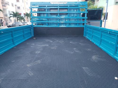 daihatsu delta cama corta pintura de fabrica