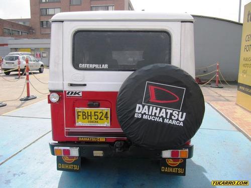 daihatsu f20 1600cc mt