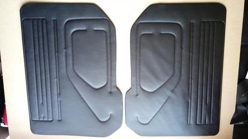 daihatsu f20 carteras puerta color negro