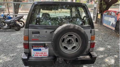 daihatsu feroza 1995