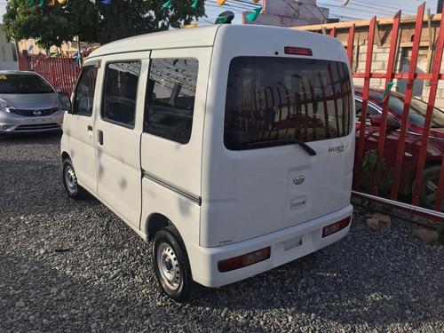 daihatsu hijet años 13-14-15.  mecánica y automática.