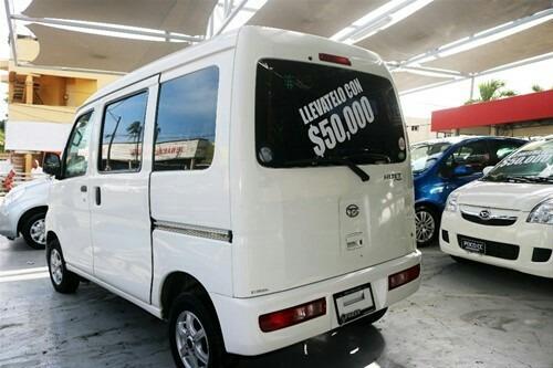 daihatsu hijet inicial desde 120k financiamiento disponible
