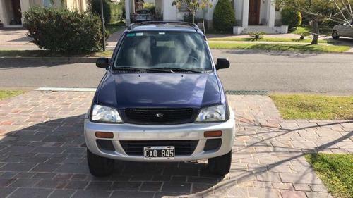 daihatsu terios 1.3 sx 4wd at 1999
