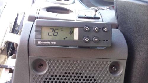 daily iveco 35s14 2014 / refrigerada -18° graus