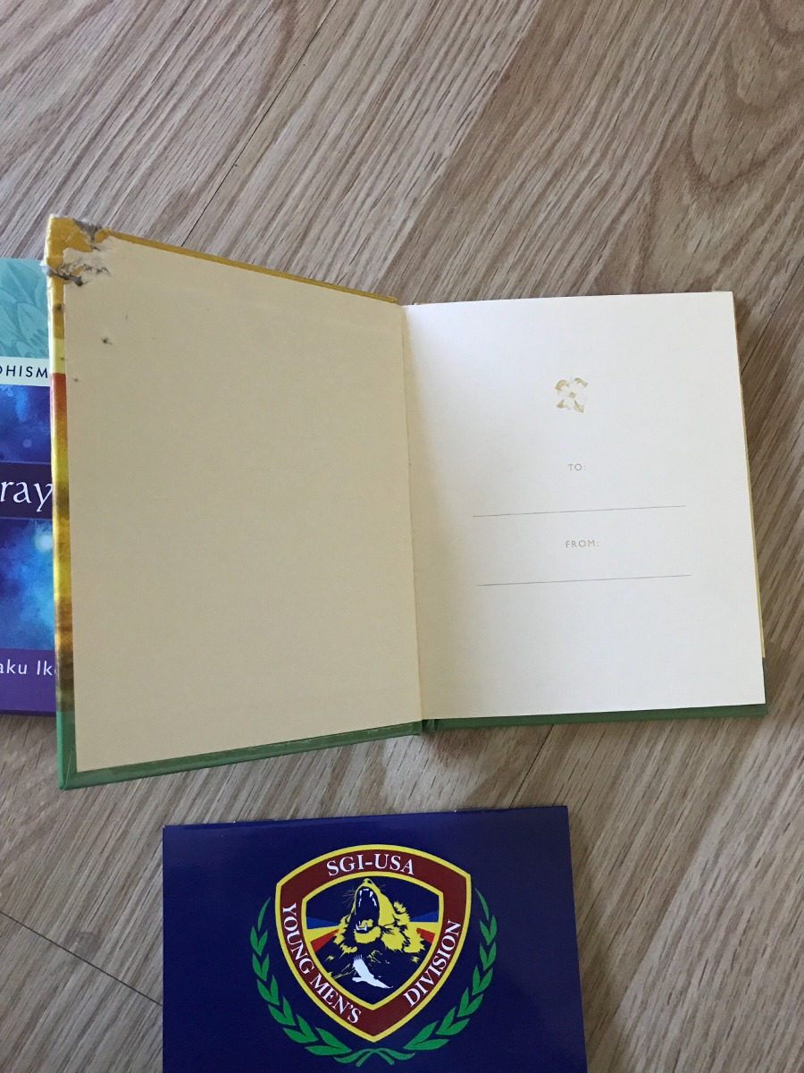 Daisaku Ikeda Libros De Frases En Inglés Soka Gakkai Lote 45000