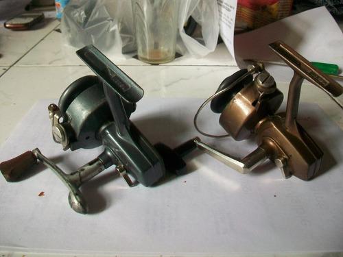 daiwa 402 y 402 a colección - precio por cada uno - permuto