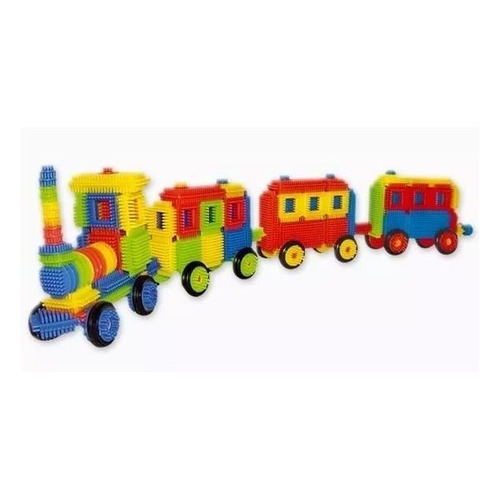 daki 206 bloques locomotora 58 piezas material didáctico