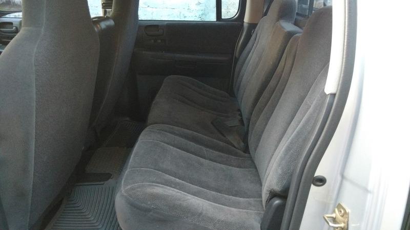 dakota cabine dupla 5.2 v8 - dodge rt