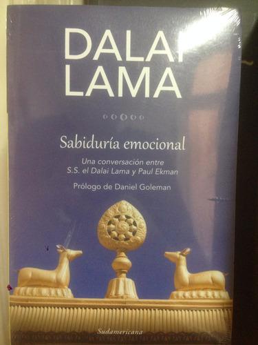 dalai lama - sabiduria emocional - sudamericana