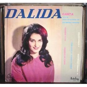 Dalida Lp Canta Con La Orquesta De Raymond Lefevre