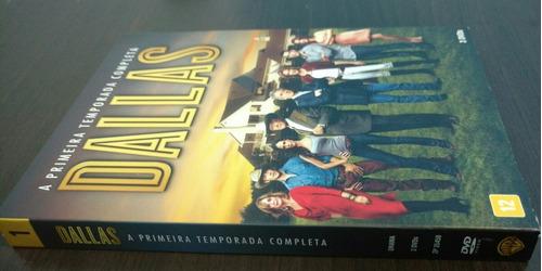 dallas 1 temporada dvd original