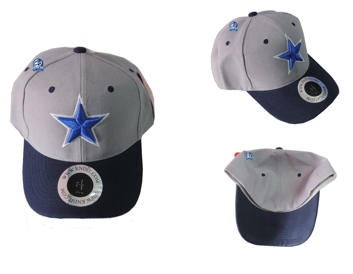 Dallas Cowboys Gorra Bicolor Cerrada Env Gratis Nfl Danbr68 ... 30e7933e5d5