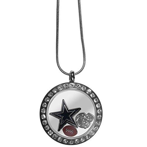 Dallas cowboys nfl collar con camafeo 457 cm de metal 103900 dallas cowboys nfl collar con camafeo 457 cm de metal aloadofball Images