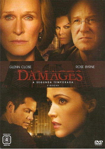 damages dvds dvd