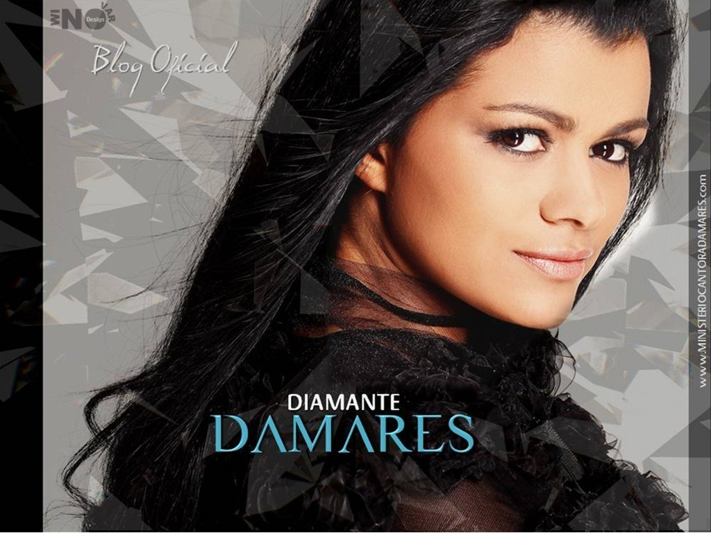 o cd de damares diamantes playback
