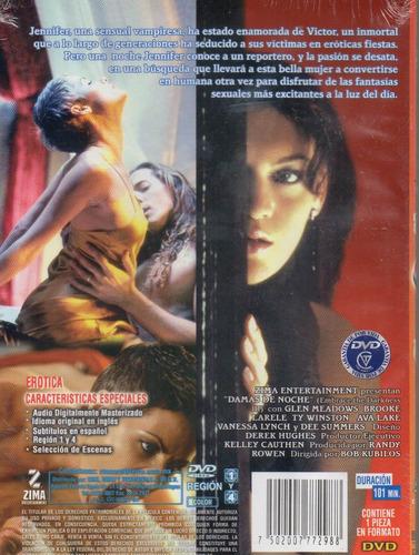 damas de noche / pelicula en dvd