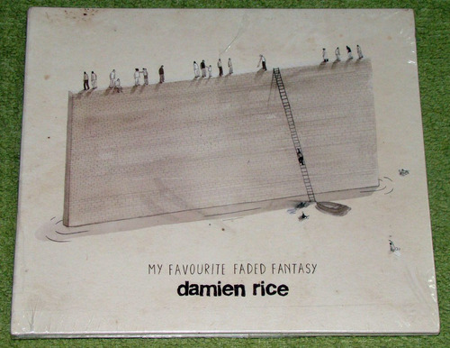 damien rice my favourite faded fantasy cd sellado