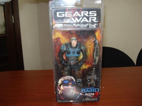 damon baird gears of war neca series 2.