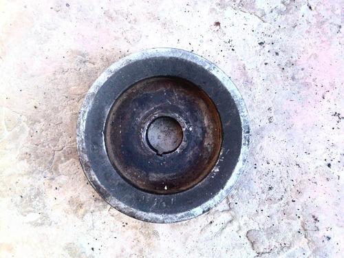 damper cigüeñal motor 1300 fiat canal v uno palio siena
