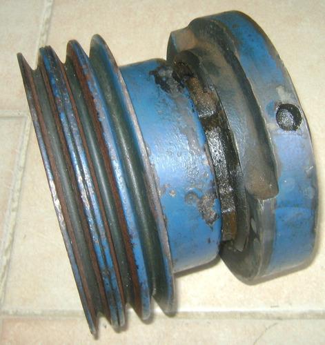 damper con polea 3 canales motor 318 bs.s 27.950._