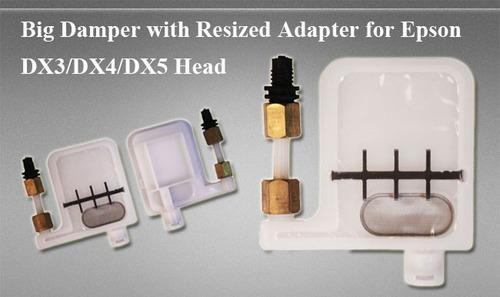 damper para cabezal dx5 agrandado