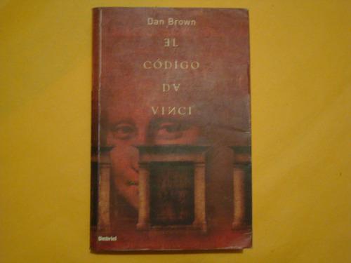 dan brown, el código da vinci, umbriel, españa, 2003, 557 pá