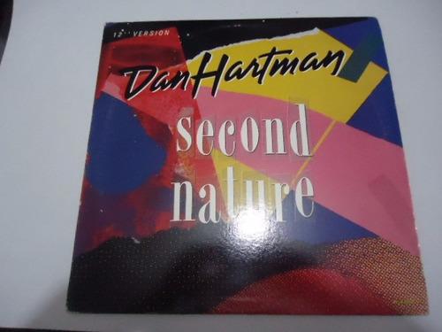 dan hartman / second nature vinyl lp acetato