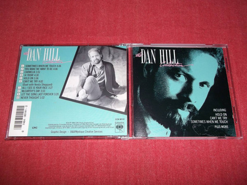 dan hill - the collection cd imp ed 1989 mdisk