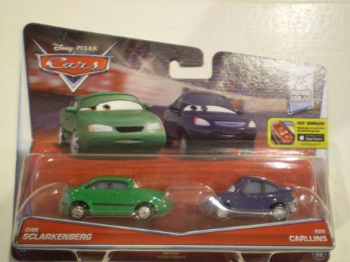 dan sclarkenberg kim carllins piston cup cars disney pixar