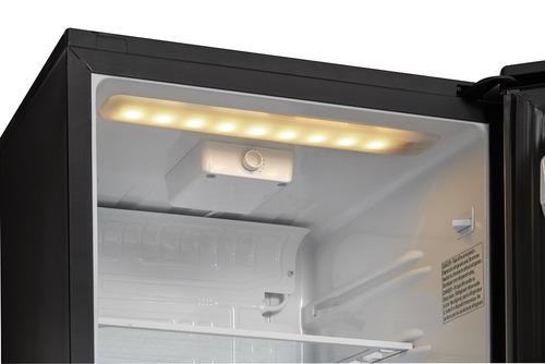 danby dar033a6bdb 3.3 cu. ft. compact todo refrigerador,.