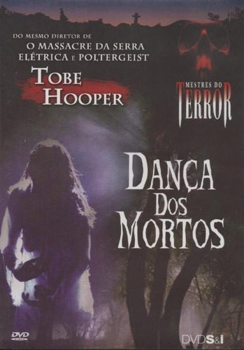dança dos mortos - dvd - jonathan tucker - jessica lowndes
