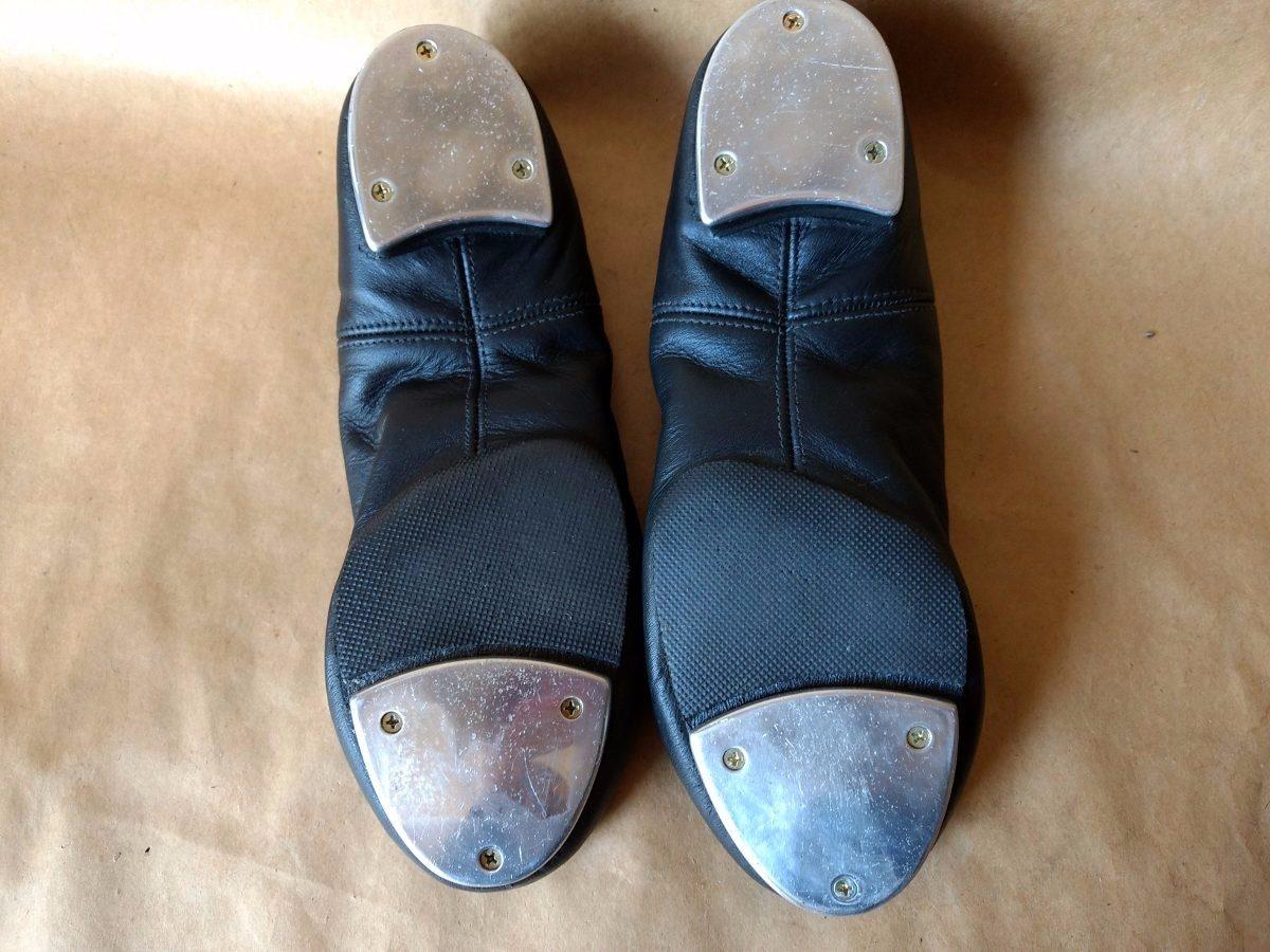 a7c0ff5247 Dança Sapateado Tap Dance Sapato Masculino Pouco Uso 39/40 - R$ 119 ...