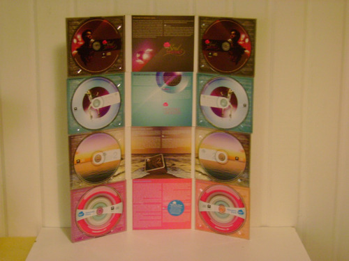 dance - cds 8 cds heavenly grooves imperdibles!!!