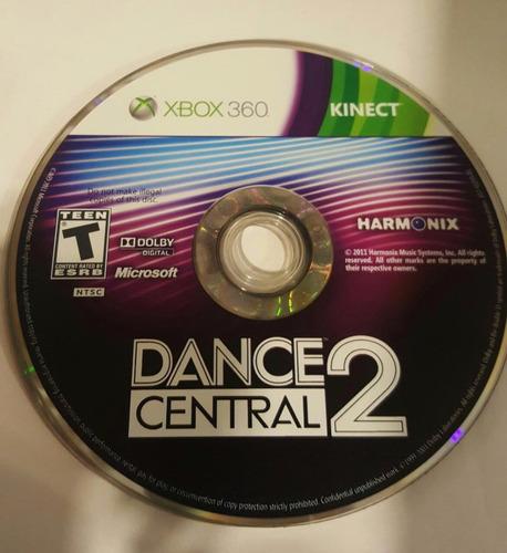 dance central 2 usado xbox 360 blakhelmet c