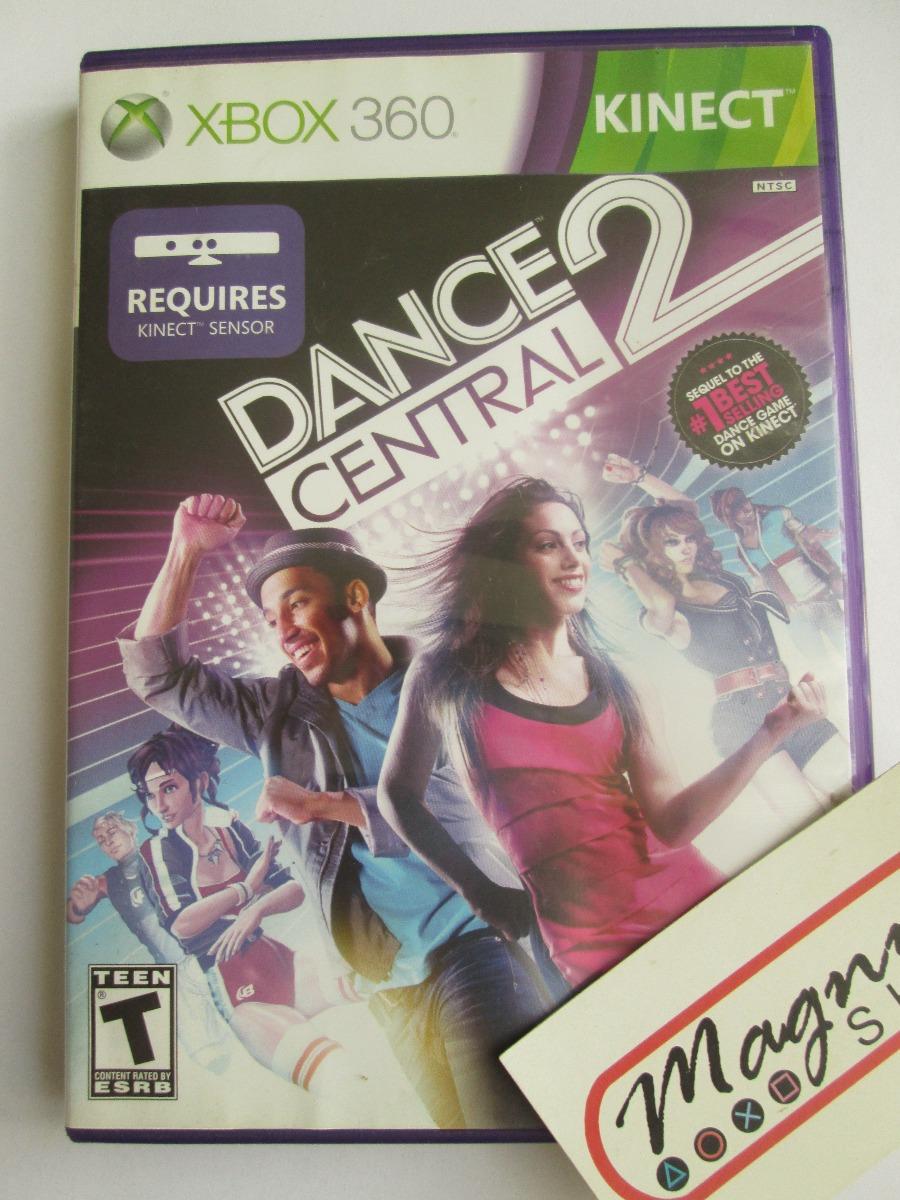 Dance Central 2 Xbox 360 Juego Baile Kinect Original Espanol