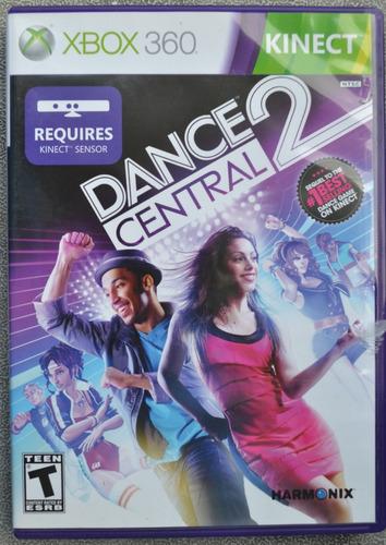 dance central 2 xbox 360 play magic