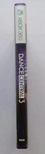 dance central 3 xbox 360 kinect garantizado
