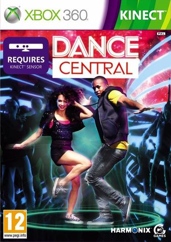 dance central kinect xbox 360 nuevos fisicos sellados