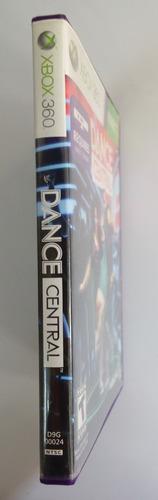 dance central xbox 360  :)